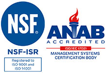 NSF-ISR ISO14001