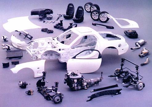 廃車・事故車のパーツを分別して再利用。岡山桃太郎部品にて、あなたのお車を買取いたします。